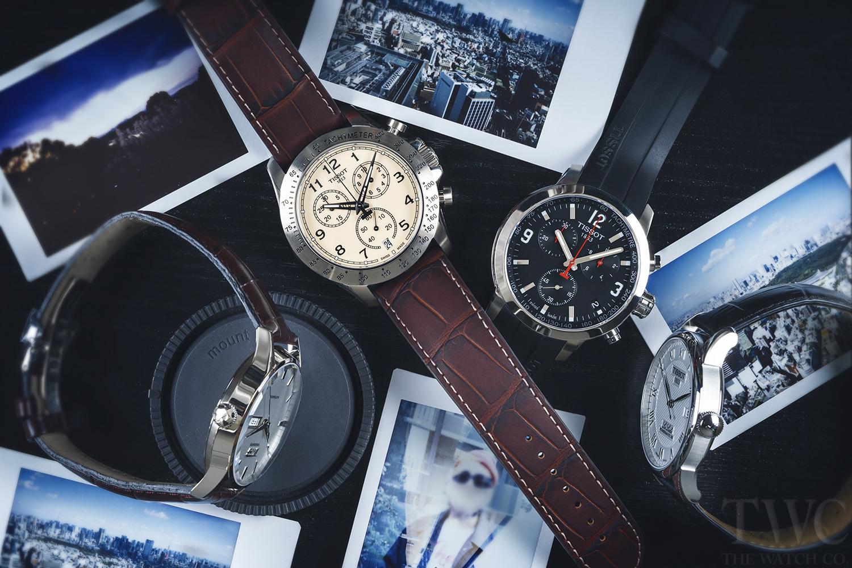 ティソ、高級腕時計
